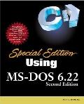 Special Edition Using Ms-dos 6.22-w/cd