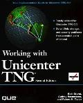 Working with Unicenter Tng