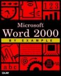 Word 2000 by Example