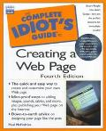 Complete Idiot's Guide...web Page-w/cd