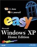 Easy Microsoft(R) Windows XP Home Edition (Que's Easy Series)
