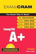 A+ Certification Exam Cram Exams 220-401, 220-402