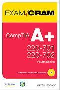 CompTIA A+ 220-701 and 220-702 Exam Cram