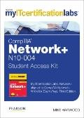 MyITcertificationLabs: Network+ Lab with E-Book Access Code Card for CompTIA Network+ N10-00...