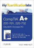 MyITcertificationLabs: A+ Lab with E-Book Access Code Card for CompTIA A+ 220-701 and 220-70...