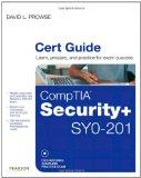 CompTIA Security+ SYO-201 Cert Guide