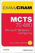 MCTS 70-680 Exam Cram : Microsoft Windows 7, Configuring