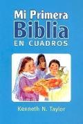 Mi Primera Biblia: My First Bible Blue