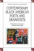 Contemp Bl Am Poets & Dr (Pbk)(Oop) (Women Writers of English Lives and Works)