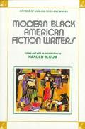 Mod Blk Am Fict Writers (Pbk)(Oop) (Women Writers of English Lives and Works)
