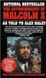 Autobio of Malcolm X (Br)(Pbk)(Oop) (Bloom's Notes)