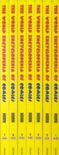 World Encyclopedia of Comics, Vol. 1 - Maurice Horn - Hardcover - REVISED
