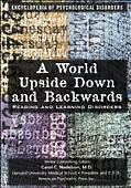 World Upside Down and Backwards Reading and Learning Disorders