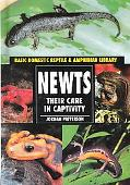 Newts Their Care in Captivity