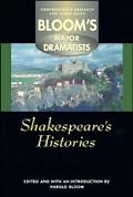 Shakespeare's Histories Comprehensive Research and Study Guide