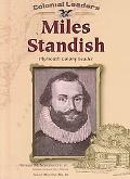 Miles Standish Plymouth Colony Leader