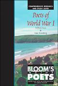 Poets of World War I Comprehensive Research and Study Guide