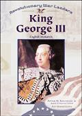 King George III English Monarch