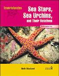 Sea Stars, Sea Urchins, and Their Relatives Echinoderms