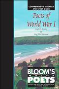 Poets of World War I Rupert Brooke and Siegfried Sassoon