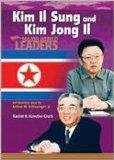 Kim II Sung and Kim Jong II