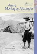 Annie Montague Alexander Naturalist and Fossil Hunter