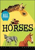 All about Horses - Rupert Matthews - Hardcover