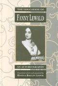 Education of Fanny Lewald An Autobiography