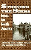 Studying the Sikhs Issues for North America