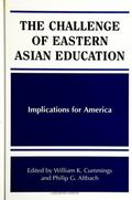 Challenge of Eastern Asian Education Implications for America