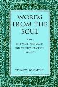 Word from the Soul Time, East/West Spirituality, and Psychotherapeutic Narrative
