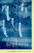 Reading Emptiness Buddhism and Literature