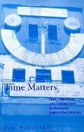 Time Matters Time, Creation, and Cosmology in Medieval Jewish Philosophy