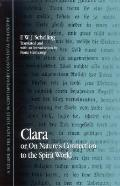Clara Or, on Nature's Connection to the Spirit World