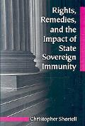 Rights, Remedies, and the Impact of State Sovereign Immunity