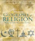 National Geographic Geography of Religion Where God Lives, Where Pilgrims Walk
