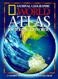 National Geographic World Atlas For Young Explorers - National Geographic Society - Hardcover