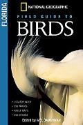 National Geographic Field Guides To The Birds Florida