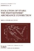 Evolution of Stars The Photospheric Abundance Connection  Proceedings of the 145th Symposium...