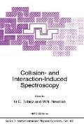 Collision-And Interaction-Induced Spectroscopy