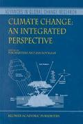 Climate Change An Integrated Perspective