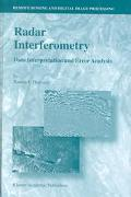 Radar Interferometry Data Interpretation and Error Analysis