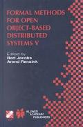 Formal Methods for Open Object-Based Distributed Systems V Ifip Tc6/Wg6.1 Fifth Internationa...