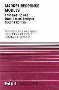 Market Response Models Econometric and Time Series Analysis