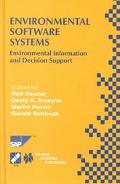 Environmental Software Systems Environmental Information and Decision Support  Ifip Tc5 Wg5....