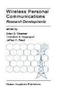 Wireless Personal Communications Research Developments