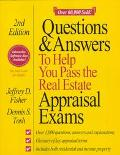 QUESTION/ANSWERS TO HELP YOU PASS REAL ESTATE APPR EXAM (P)