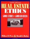 Real Estate Ethics: Good Ethics = Good Business