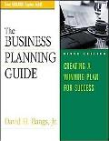 Business Planning Guide Creating a Winning Plan for Success