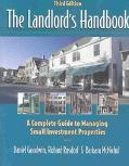 Landlord's Handbook A Complete Guide to Managing Small Investment Properties